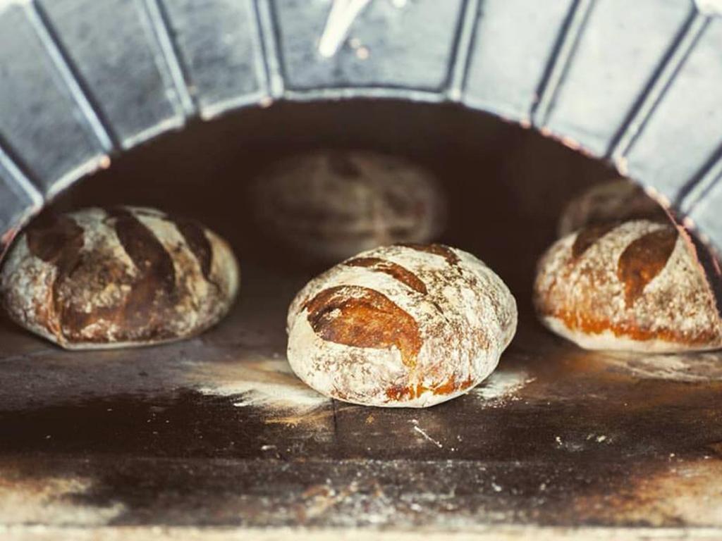 לחם בטאבון