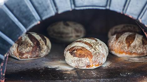 לחם שאור בטאבון – Boule au Levain