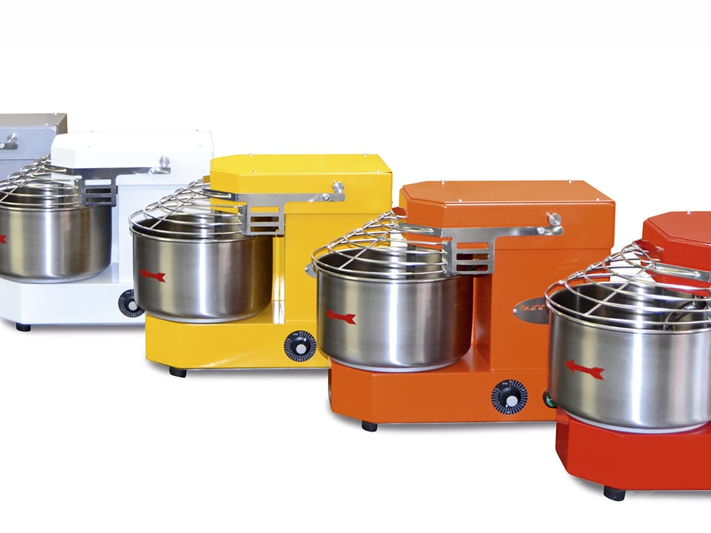 Assortment of mixers 2